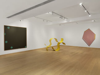 Colour is, installation view