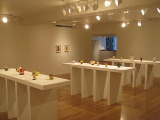 Kathy Butterly: Enter, installation view
