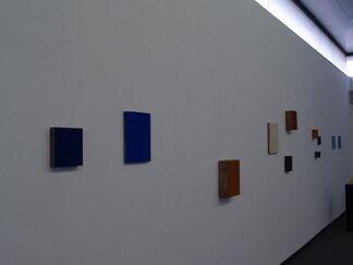 """""""Das kleine Format"""" > Galerientage im Mannheimer Kunstverein, installation view"""