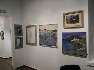 Greek and Foreign Artists in Mykonos-60s & 70s, installation view
