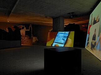 CHTO DELAT - Time Capsule, installation view