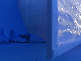 HITO STEYERL - Left To Our Own Device, installation view