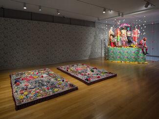 Ebony G. Patterson: Dead Treez, installation view