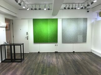 Wong Chak Hung Solo Exhibition, installation view