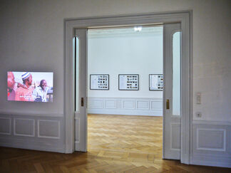 Salon Kennedy - Simon Senn, installation view