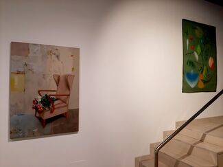 The color of summer, installation view