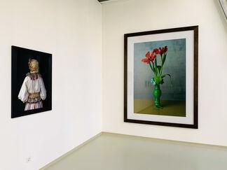 Fleurs II, installation view