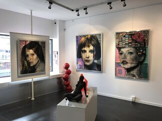 Rachel Bergeret & Renaud Delorme, installation view