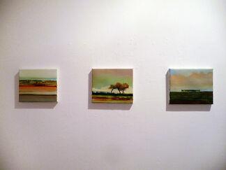 Hans Benda: Something On Water, installation view