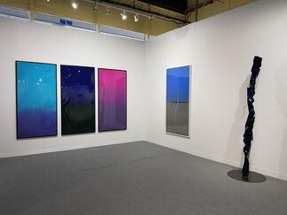 Voloshyn Gallery at VOLTA NY 2018, installation view