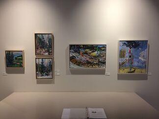 Matt Blackwell & Kathi Smith, installation view