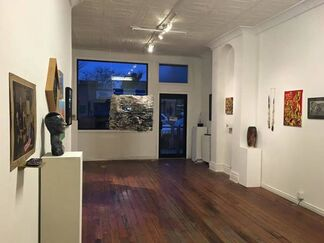 New Morning, installation view