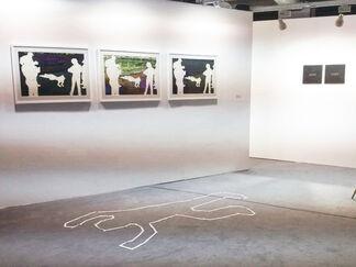 Rén Space at ART021 Shanghai Contemporary Art Fair, installation view