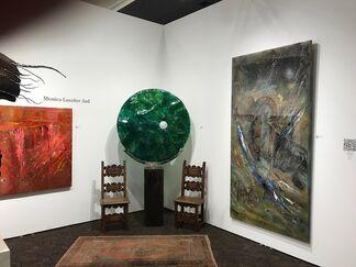 Lassiter Fine Art at Art Palm Springs 2017, installation view