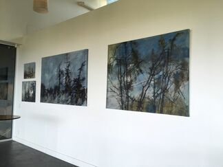 ALMOST HOME by Jane Everett - Tantalus Winery, installation view