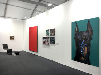 Johyun Gallery at Art Central 2017, installation view