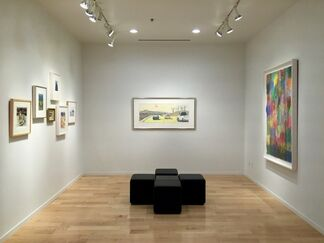 Important Works on Paper, installation view