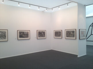 Annely Juda Fine Art at Frieze Masters 2014, installation view