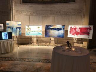 Isabella Garrucho Fine Art and Diabetes Research Institute Foundation Partnership, installation view