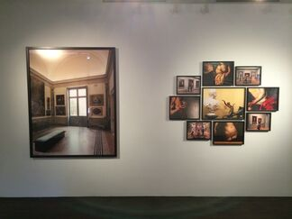 """Doug Hall """"Bodies in Space"""", installation view"""