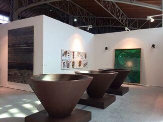 Mario Mauroner Contemporary Art Salzburg-Vienna at viennacontemporary 2015, installation view