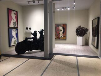 Beck & Eggeling at TEFAF NY Spring 2017, installation view