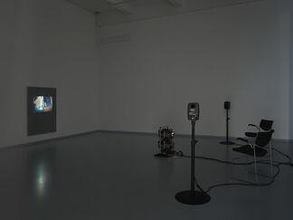 Tris Vonna-Michell:, installation view