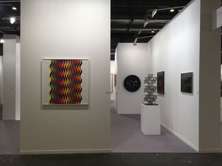 Galerie Denise René at ARCOmadrid 2016, installation view