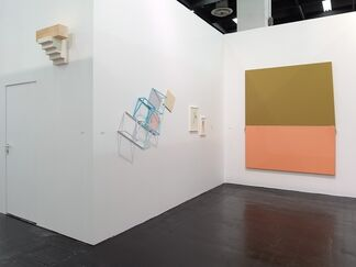 Galerie Christian Lethert at Art Cologne 2017, installation view