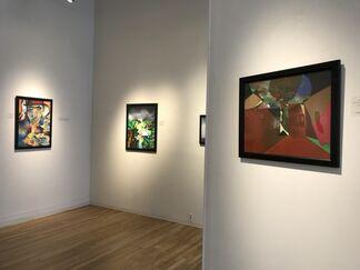 KEN MOORE: Conversations in Black Surreality, installation view