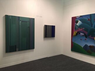 Amy Li Gallery at Art New York 2017, installation view