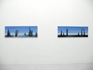 Attente, installation view