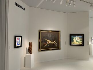 Galerie Thomas at Art Basel in Miami Beach 2019, installation view