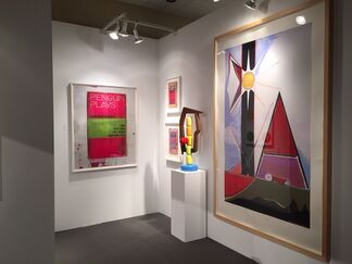 Other Criteria at Expo Chicago 2015, installation view