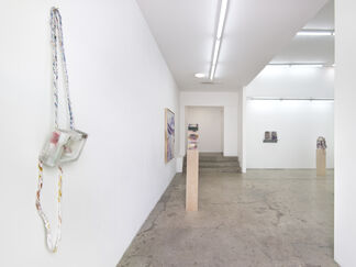 Katy Cowan: Compressional(s), installation view