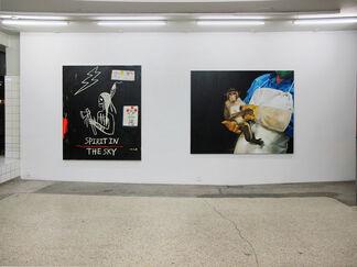 13, installation view