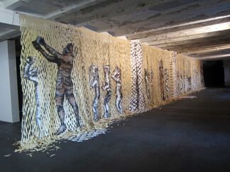 Klone: New Land (We Need New Land), installation view