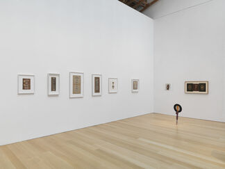 Freeze Means Run, installation view