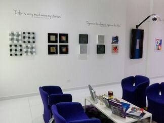 Square Art by Kromya, installation view