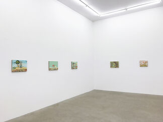 Johan Nobell, installation view