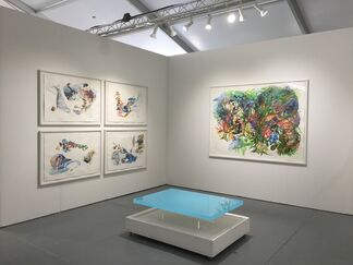 OSME Gallery at SCOPE Miami Beach 2016, installation view