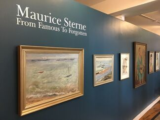 Maurice Sterne:  From Famous to Forgotten, installation view