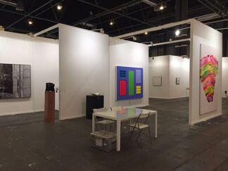 Galeria Senda at ARCOmadrid 2016, installation view