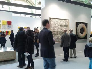 JanKossen Contemporary at Art Paris 2016, installation view