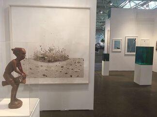 Pierre-François Ouellette art contemporain at Art Toronto 2015, installation view