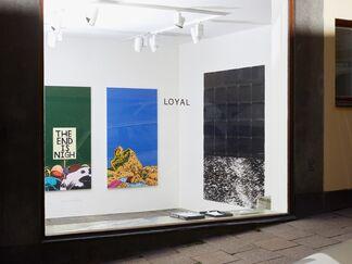 Mark Thomas Gibson, Gauntlet, installation view