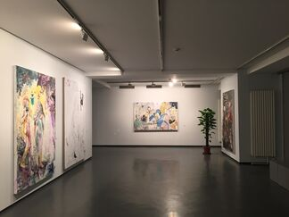 I Love Modernism - Sheng Tianhong New Works, installation view