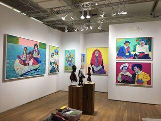 Rebecca Hossack Art Gallery at Outsider Art Fair 2018, installation view