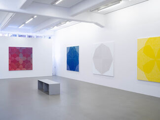Sonja Larsson, Resonance, installation view