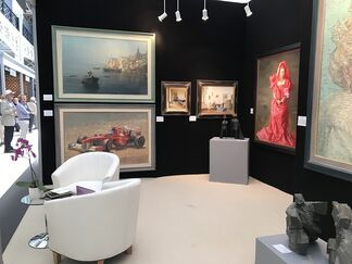 Tanya Baxter Contemporary at LAPADA Art & Antiques Fair 2017, installation view